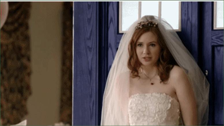 A Whoniverse of Runaway Brides Hannah Hamad  Massey University  Flow