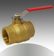 series 66 bronze and brass ball valves