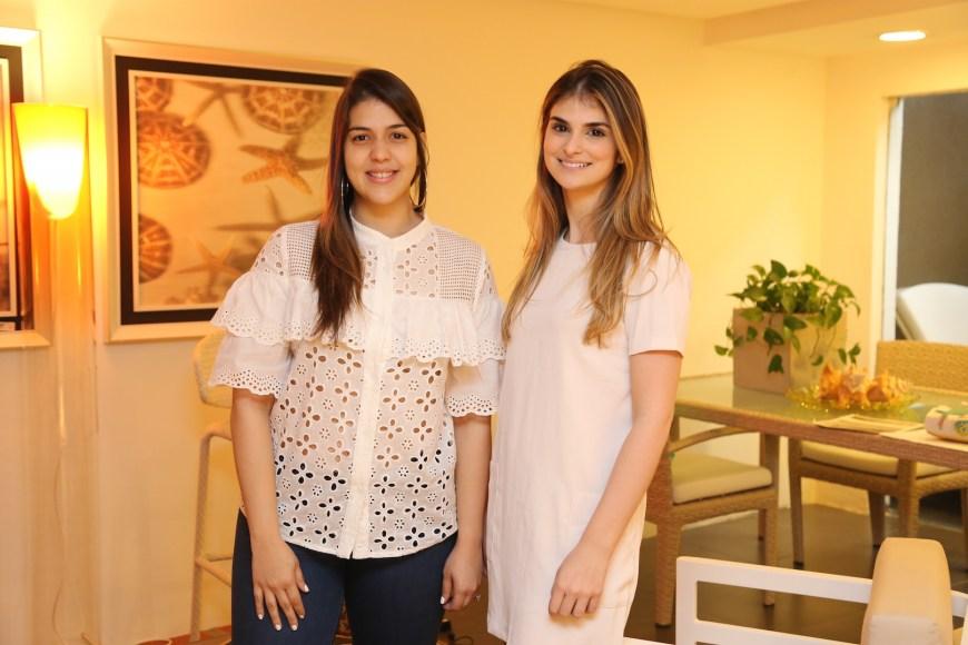 3- Amelia Fernández y Jasmín Abu Naba