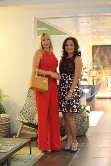 6- Betania González y Jacqueline Garrido