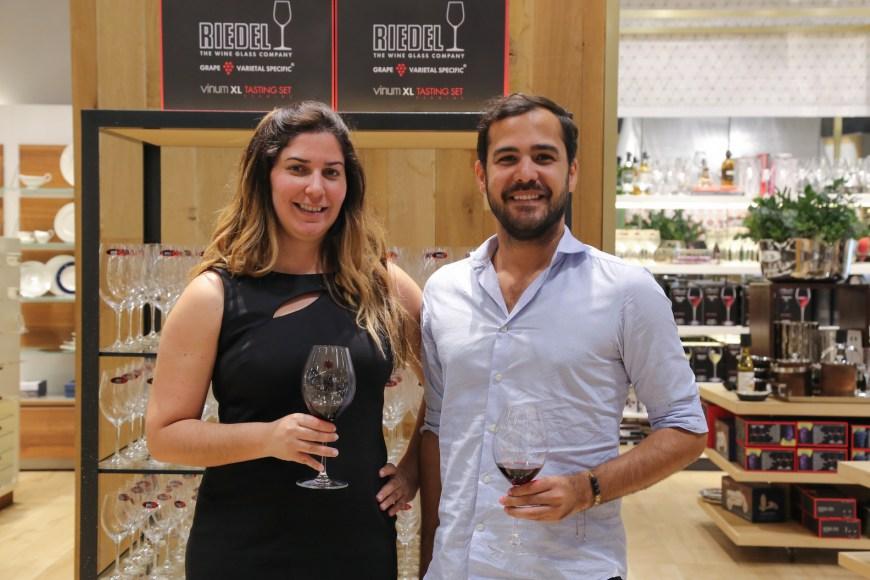 2. Paola Guilliani y Paul Alfonso
