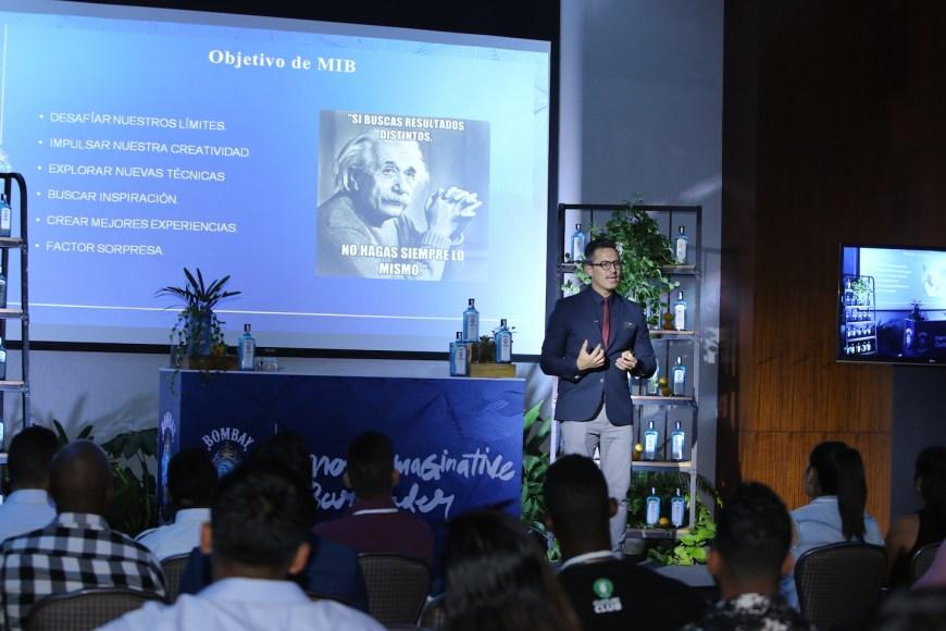 Ricardo Nava habla sobre la competencia de MIB