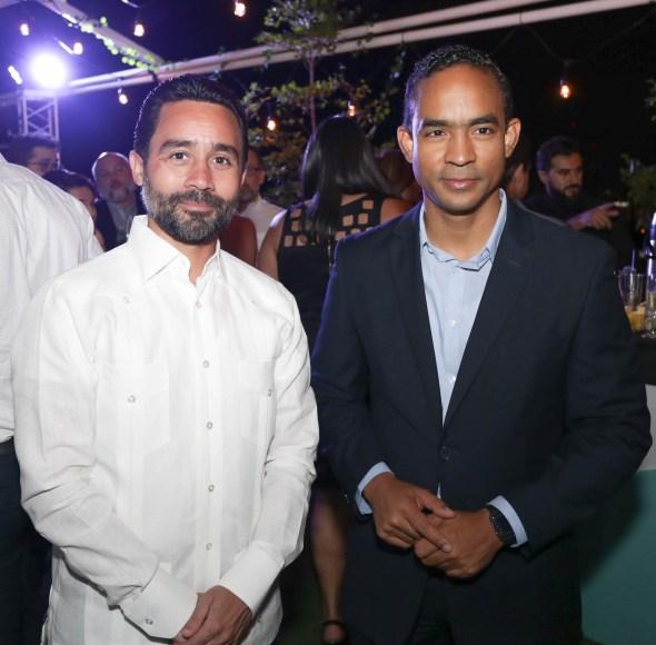 12 Claudio Jimenez y Francisco De La Cruz