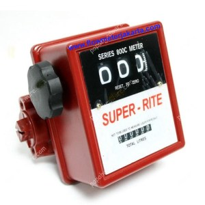 Distributor Super Rite Flowmeter 1 in / 800C Series