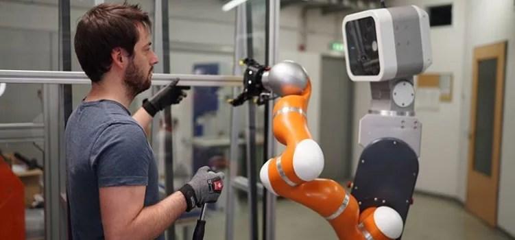 robótica colaborativa, robótica, robôs, indústria, Flow, fábricas
