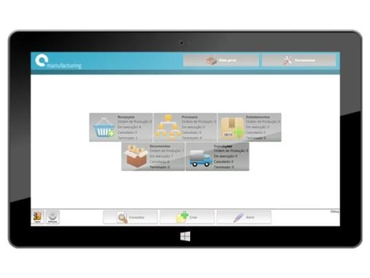 software gestão industrial, software de gestão industrial, rastreabilidade, Flow, produção, indústria, alimentar