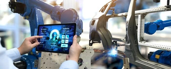 Os desafios de adoção da tecnologia da Indústria 4.0