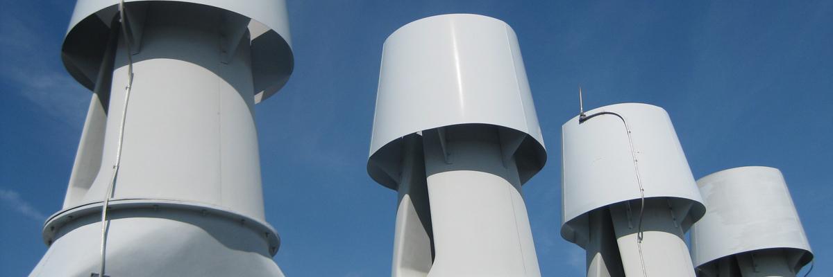 CYTEC, M.K. Plastics Exhaust Fans