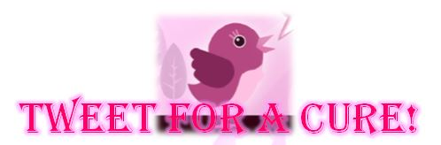 Tweet for a Cure