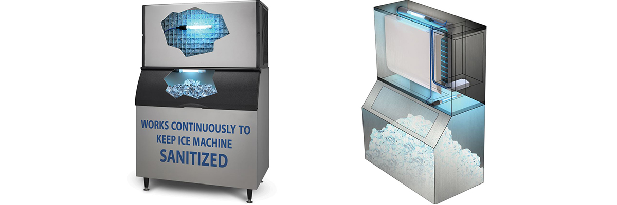 FreshAire UV for Ice Machines