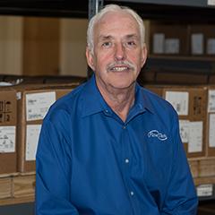 Jim Lewis, Flow Tech Service Coordinator