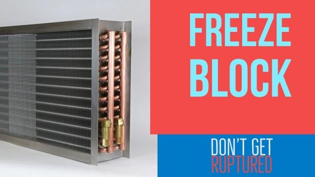 Cooney Freeze Block Technology