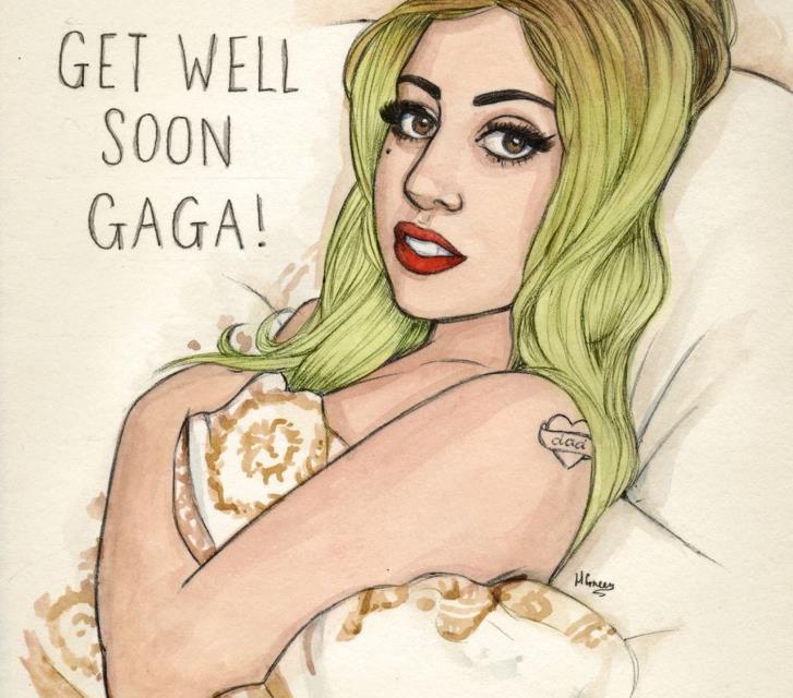 Was Lady Gaga Floxed?