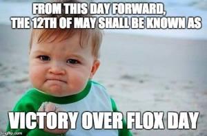 May 12 flox victory