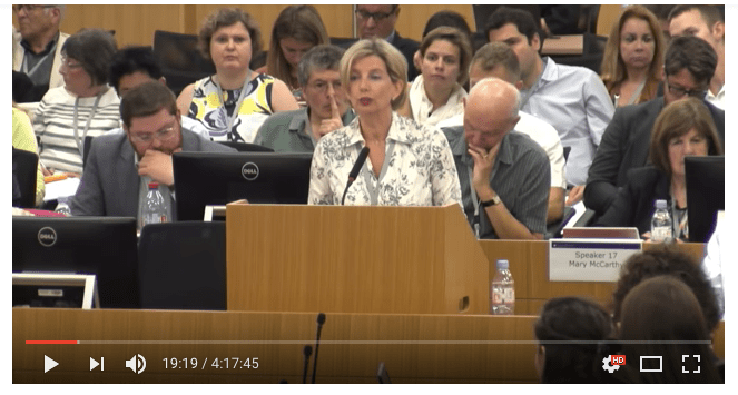 EMA Hearing on Fluoroquinolone Toxicity Part 1