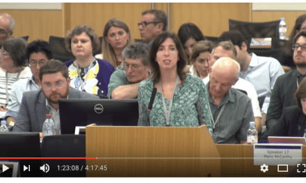 EMA Hearing on Fluoroquinolone Toxicity Part 2