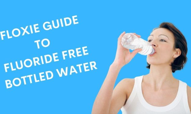 The best guide to low fluoride bottled water