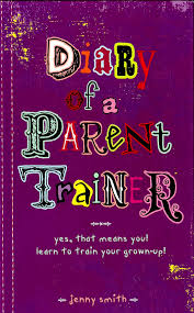 Diary of a Parent Trainer - Jenny Smith