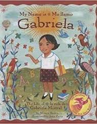 My Name is/ Me llamo Gabriela -
