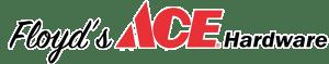 Floyds Ace Hardware Logo Horizontal
