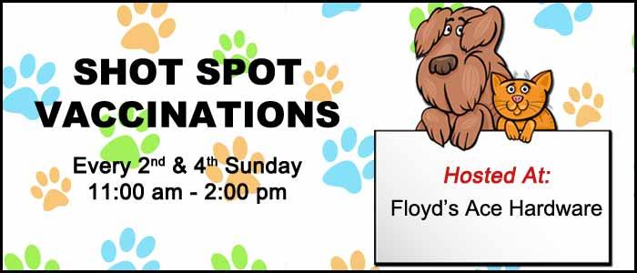 Shot Spot Pet Vaccinations - Litchfield Park