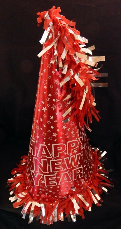 """Celebration for the New Year-Any English speaking country-Any culture that follows the Gregorian calendar-Paper-14 3/4"""""""