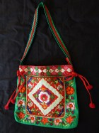 Embroidered purse/bag