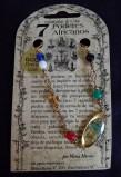 Bracelet, prayer to Seven African Gods