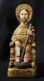 Figurine of Santiago de Compostela