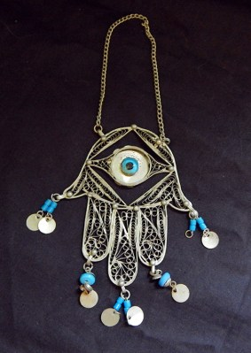Amulet, Hamsa