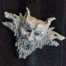 Gargoyle pin