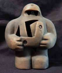 The Golem (created from inanimate matter/forerunner to Frankenstein)