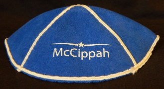 Yarmulkah (skull cap)-also called kippah