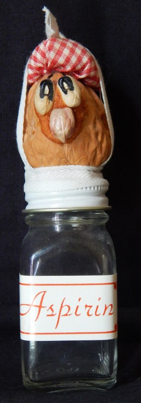 Humorous Aspirin Bottle