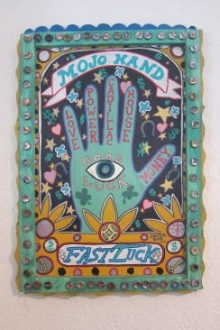Mojo Painting by Dr. Bob