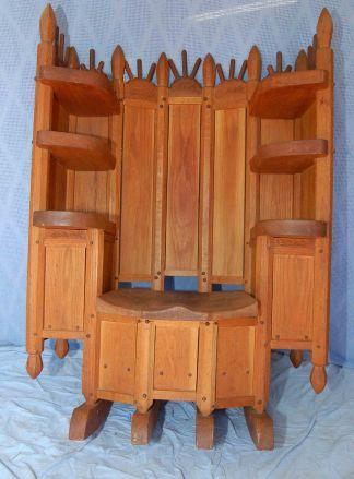Bookcase Rocker by Cornett