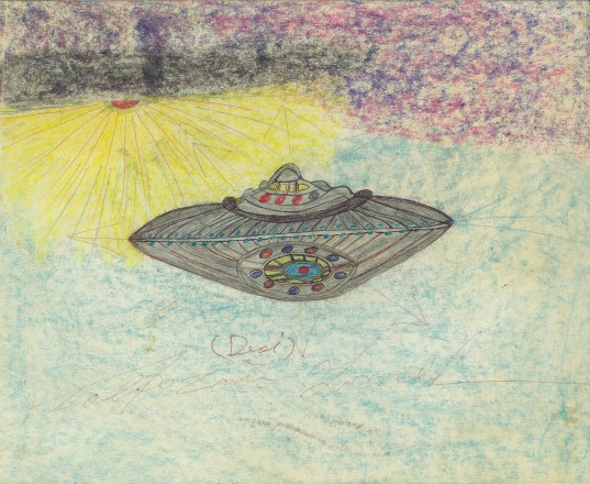Space Ship by Ionel