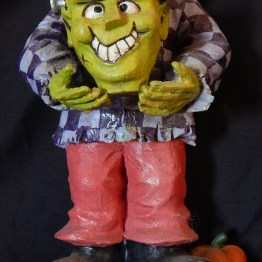 Halloween decoration-USA-Halloween celebrants/Popular culture-Plastic-5 1/4""