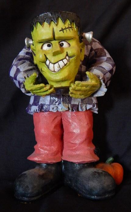 "Halloween decoration-USA-Halloween celebrants/Popular culture-Plastic-5 1/4"""