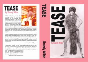 """Cover of """"Tease."""""""