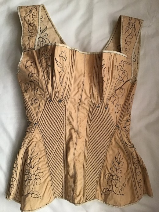EARLY 19th CENTURY CORSET