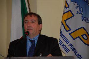Il Coordinatore Generale  relaziona al Congresso