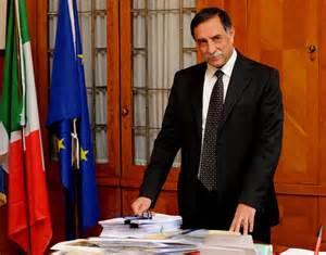 Il Sottosegretario alla Difesa, on. Domenico Rossi