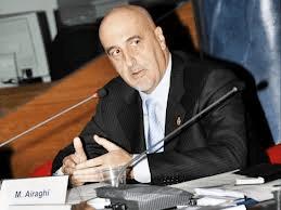 L'ing. Marco Airaghi, Direttore Generale AID