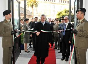 29.01.2013,  inaugurazione di  CEFODIFE