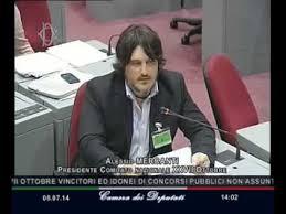 Alessio Mercanti, Presidente del Comitato Nazionale XVII ottobre