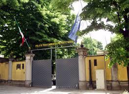 L'entrata del Polo di Piacenza