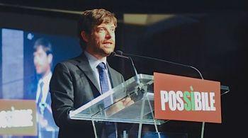 """L'on. Pippo Civati, promotore dei referendum con il movimento """"Possibile"""""""