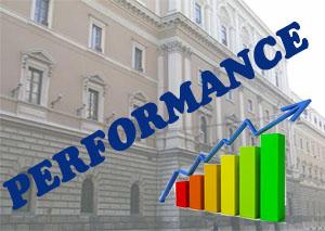 Banner performance blu