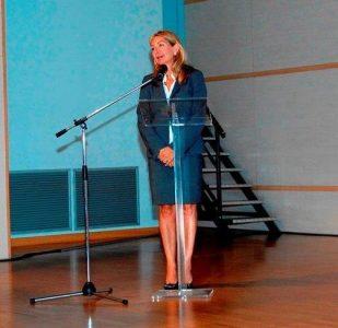 La dr.ssa Anita Corrado, Direttore Generale PERSOCIV